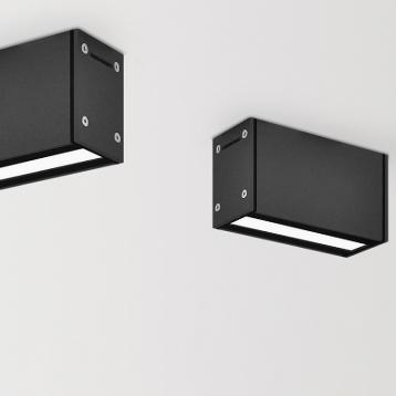NEW: DISTRICT XS, SMALL IP65 LINEAR FIXTURES