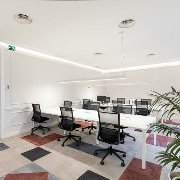 ROVASI lights up Korn Ferry's offices in Barcelona