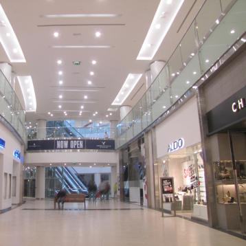 ROVASI lights up Taj Mall Shopping Center in Jordan