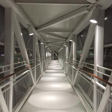 ROVASI illuminates Abu Dhabi footbridge