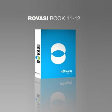 Last edition ROVASI General Catalogue already available. ROVASI BOOK 11-12