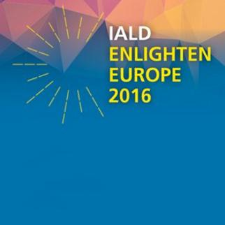 IALD ENLIGHTEN EUROPE | Parrinage du colloque de Kevan Shaw