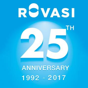 ROVASI's 25th annivesary