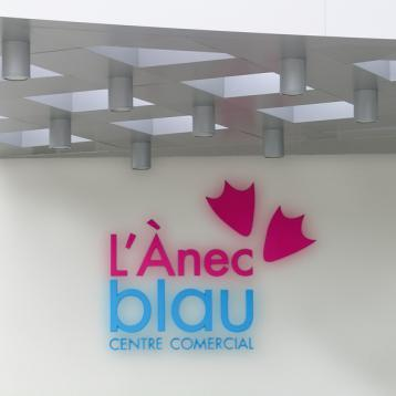 Commercial Center l'Ànec Blau