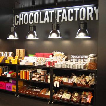 Boutiques Chocolat Factory