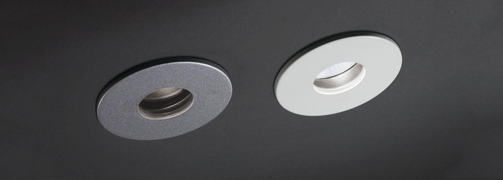 Ip65 Small Recessed Downlights Pinhole Seal