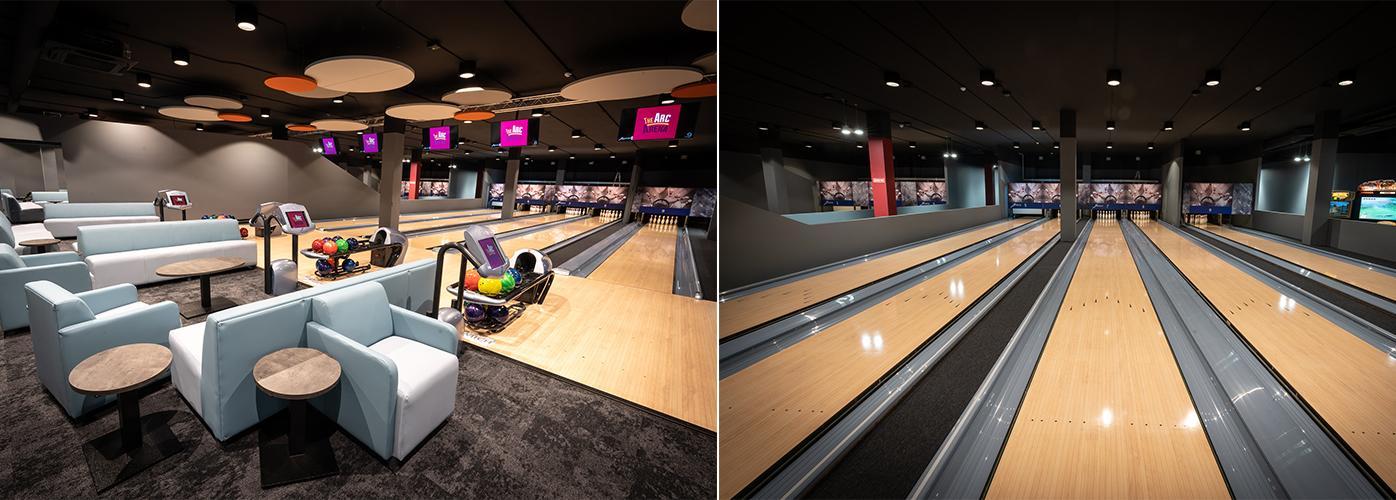 Arc Arena Bowling · Navan · Ireland