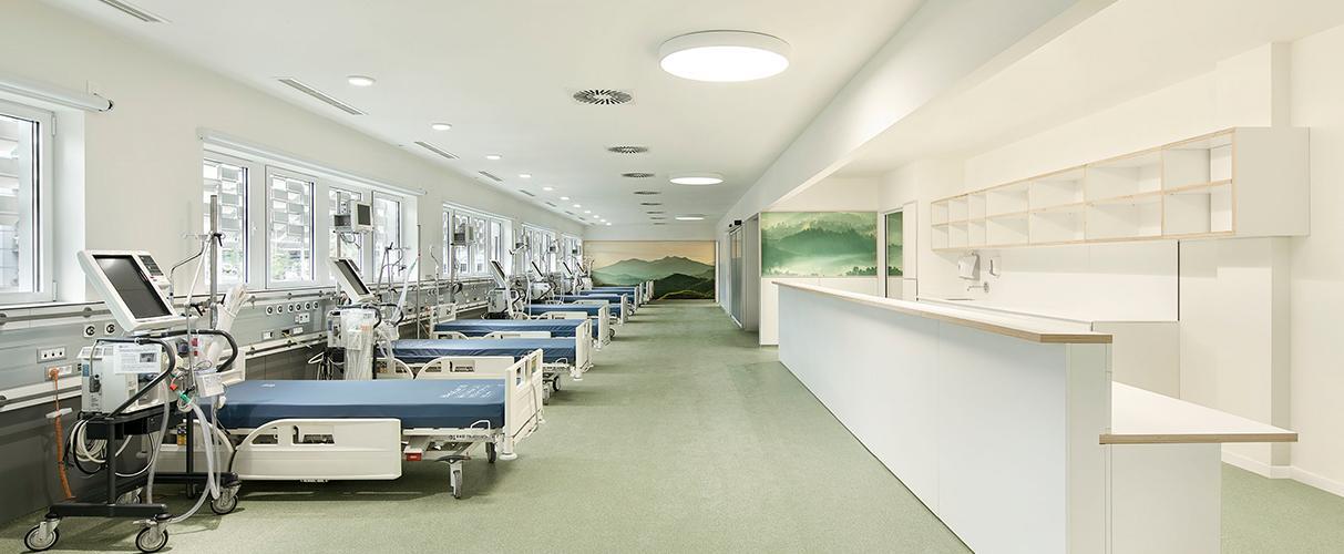 Hospital Pere Virgili Vall d'Hebron · Barcelona