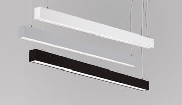 Ip20 Pendant Linear Downlights